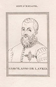 Portrait of Garcilaso de la Vega (1503-1536)