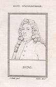 Portrait of John Byng (1704-1757)