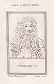 Portrait of Charles II of England (1630-1685)