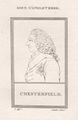 Portrait of Philip Stanhope - Lord Chesterfield (1694-1773)