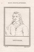 Portrait of John Denham (1615-1669)