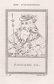 Portrait of Edward III of England (1312-1377)