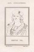 Porträt von Heinrich VII. Tudor (1457-1509)
