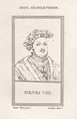 Porträt von Heinrich VIII (1491-1547)
