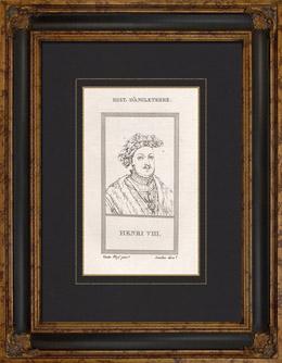 Portr�t von Heinrich VIII (1491-1547)