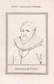 Porträt von Sir Hugh Myddelton (1560-1631)