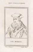 Porträt von Thomas Morus (1478-1535)