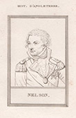 Portrait of Horatio Nelson (1758-1805)
