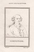 Portrait of William Shenstone (1714-1763)