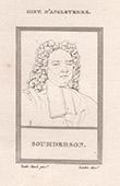 Portrait of Nicholas Saunderson (1682-1739)