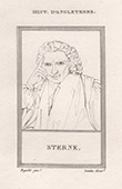 Portrait of Laurence Sterne (1713-1768)