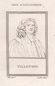 Portrait of John Tillotson (1630-1694)