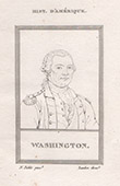 Portrait of George Washington (1732-1799)