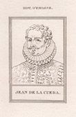 Portrait of Juan de la Cueva (1543-1612)