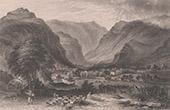 St John Valley - Saddleback mountain - Cumberland (England)