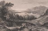 Derwent Water and Bassenthwaite Lakes - Lake District (England)