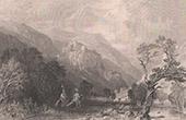 Castle Rock - St John Valley - Cumbria (England)