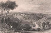 Hulne Priory - Abbey - Alnwick Park - Northumberland (England)