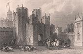 Alnwick Castle - Castle - Northumberland (England)
