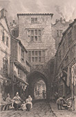 The Black Gate - Newcastle upon Tyne - Northumberland (England)
