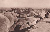 Granitic rocks at Zinder (Niger - West Africa)