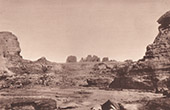 Landscape - Tibesti (Chad - Central Africa)
