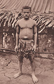 Portr�t von Pygm�en (Afrika)