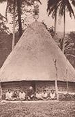 Kanak - Wohnung - Bude (Neukaledonien - Frankreich)