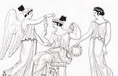 Mythology - Toilet of Venus