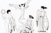 Mythology - Venus - Adonis - Eros - Ephebos