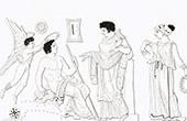 Mythology - Proserpina - Adonis - Eros - Parcae