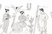 Mythology - Eudaimonia - Felicitas - Adonis - Eros - Parcae
