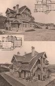 Architecture - Cottage du Belloy - Le Mesnil-le-Roi Yvelines