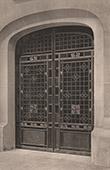 Arkitektur - Hus - Avenue de Wagram i Paris (A. & G. Perret)