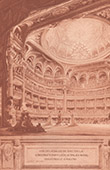 Architecture - Theater - Victor Louis - Royal Palace (Prudent & Gadet)