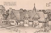 Architecture - Village-Club at Sandon - Staffordshire - England (Dawber - Newman)