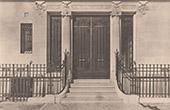Arkitektur - H�tel particulier i Paris (Barberis & Fournier de St Maur)
