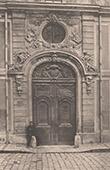 Architecture - Chefferie du Génie - Hotel du Gouvernement in Versailles (Robert de Cotte)
