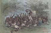 Portuguese Colonial Explorer - Alexandre de Serpa Pinto in Angola - The Sorcerer