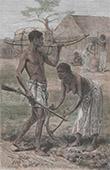 Etnisk Grupp - Afrika - Ovimbundu - Viyé - Bihe - Bie (Angola)