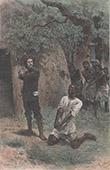 Portuguese Colonial Explorer - Alexandre de Serpa Pinto in Angola