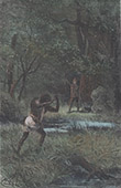 Portuguese Colonial Explorer - Alexandre de Serpa Pinto in Angola - Hunting