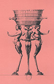 Sammlung des Geheimen Kabinettes - Erotica - Phallus - Dreifu�, das f�r den Kult von Priapos Benutzt Wurde