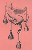 Sammlung des Geheimen Kabinettes - Erotica - Phallus - Gefl�gelter L�we