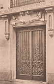 Arkitektur - Hus - Rue de Grenelle i Paris (Deglane)