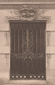 Arkitektur - Hus i Paris (Dupont)