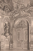 Architecture - Banque de France - Galerie Dor�e - H�tel de Toulouse in Paris (Robert de Cotte)