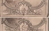 Architecture - Banque de France - Galerie Dorée - Hôtel de Toulouse in Paris (Robert de Cotte)