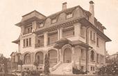 Architektur - Villa Bella Vista - Genfersee (Laverrière & Monod)