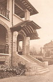 Architecture - Villa Bella Vista - Lake Geneva - Lake L�man (Laverri�re & Monod)